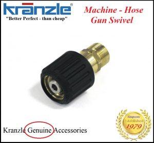 Kranzle Hose-Gun Swivel Image