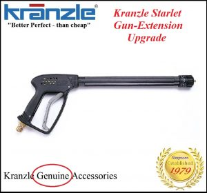 Kranzle Starlet Spray-Gun Upgrade Image
