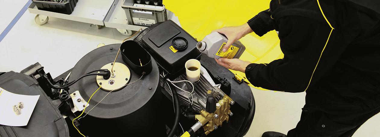 Karcher Pressure Washer Repairs Dorset