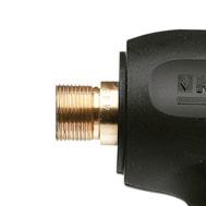 Karcher spray-gun coupling