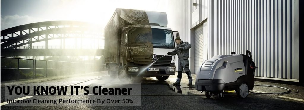 Karcher Steam Cleaner Leasing