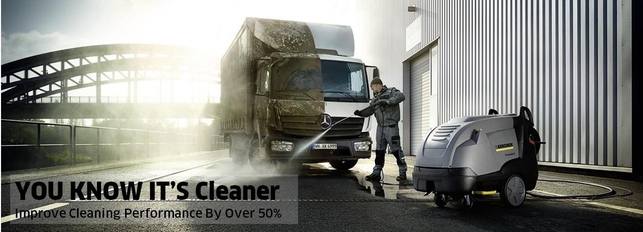 Karcher Steam Cleaner Leasing
