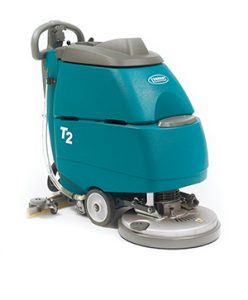 Tennant T2 Scrubber Dryer (Battery) Image