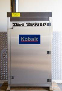 DirtDriver Kobalt 100/12 Tamperproof (240v) Image