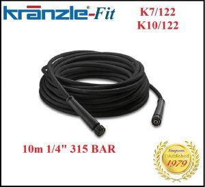 Kranzle-Fit 10m high-pressure hose 315 BAR Image