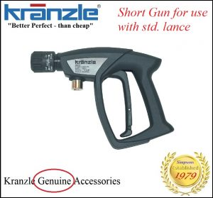 Kranzle M2000 Short Spray-Gun Image