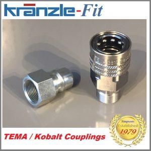 Kranzle-Fit Quick Release Coupling Kit 1F & 1M Image