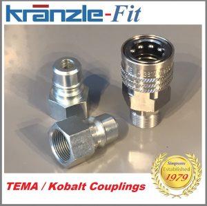 Kranzle-Fit Quick Release Coupling Kit 1F & 2M Image