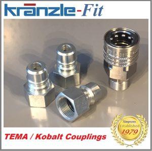 Kranzle-Fit Quick Release Coupling Kit 1F & 3M Image